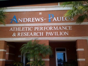 Athletes' Performance at The Andrews Institute