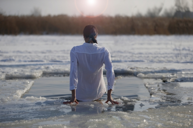ice plunge